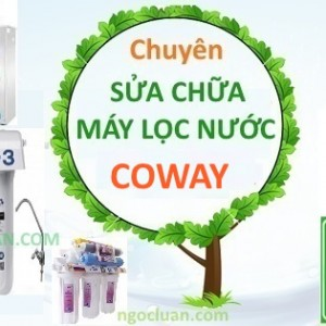 Sua chua may loc nuoc coway