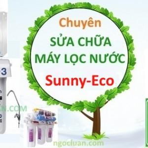 sua may loc nuoc sunny-eco