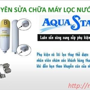 thay loi may loc nuoc aquastar