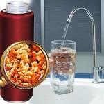 Công dụng của lõi lọc Aragon Ecotar trong máy lọc nước Nano Geyser