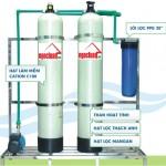 Vì sao nên lắp lọc nước đầu nguồn?