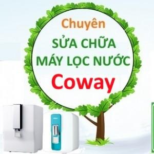 Thay loi may loc nuoc coway