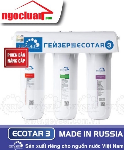May loc nuoc nano geyser ecotar 3 model 2017