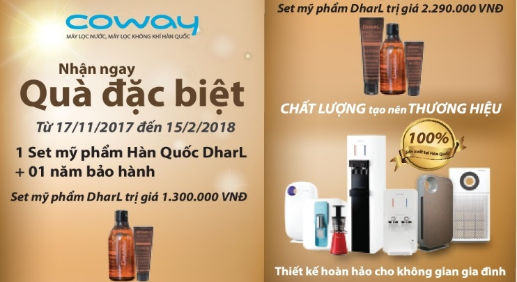 may loc nuoc coway km