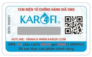 Tem SMS Karofi 8055