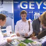 Geyser tại hội chợ triển lãm về nước lớn nhất thế giới tại Hà Lan