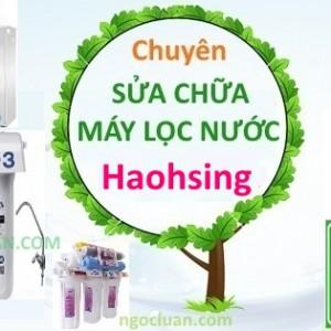 thay loi may loc nuoc haohsing