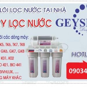 thay loi may loc nuoc nano geyser tk8