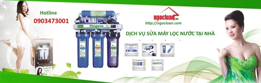 Sua may loc nuoc tai Vu Trong Phung