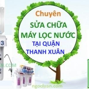 Thay loi loc nuoc tai thanh xuan