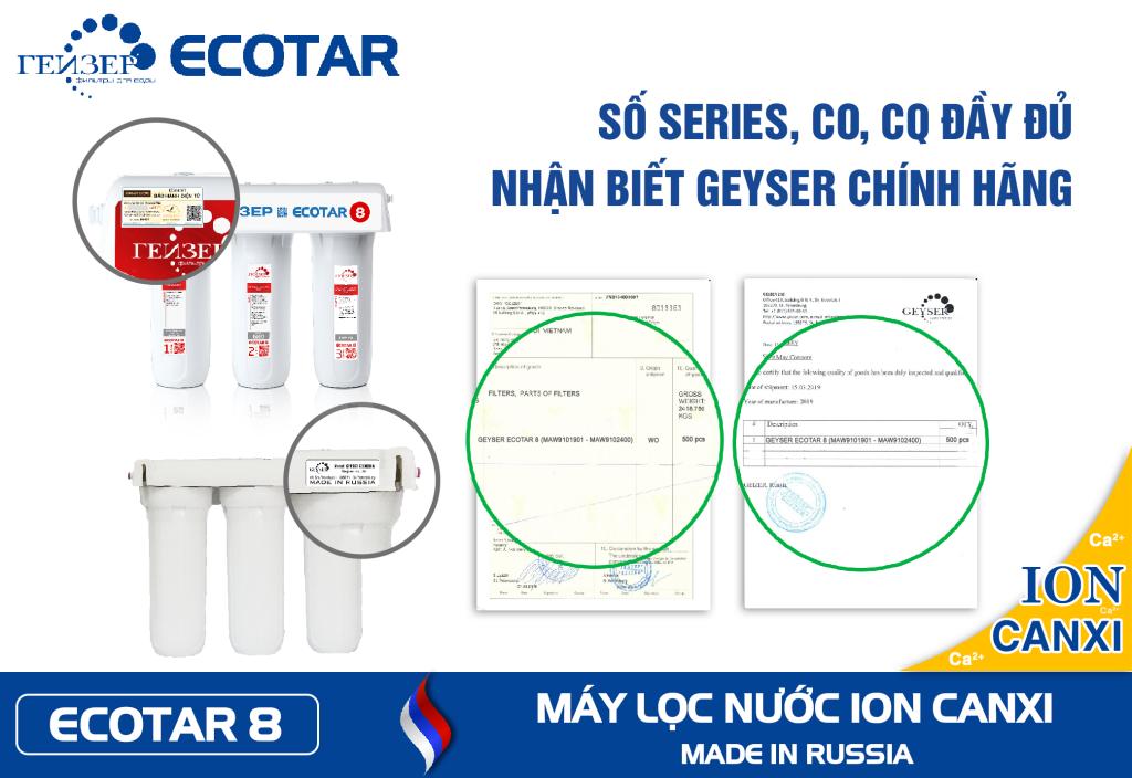 CO-CQ may geyser ecotar8