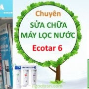 sua may loc nuoc ion canxi ecotar 6