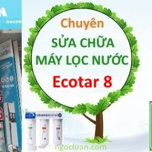 sua may loc nuoc ion canxi ecotar 8