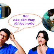 thay loi loc nuoc dinh ky